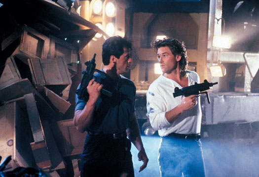 Tango &amp; Cash